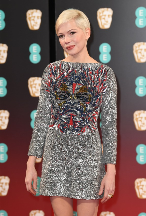 BAFTA Film Awards 2017 - Arrivals - London