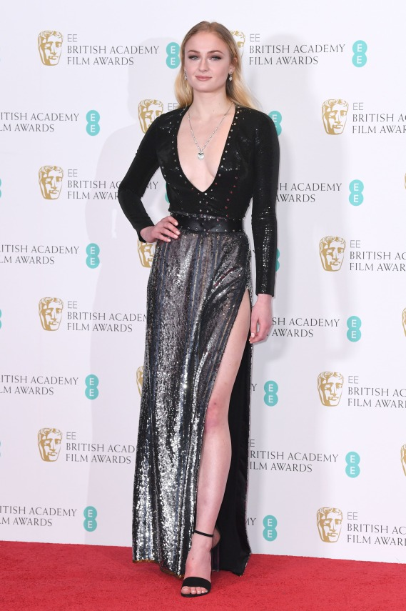 BAFTA Film Awards 2017 - Press Room - London